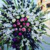 پایه گل ترحیمی